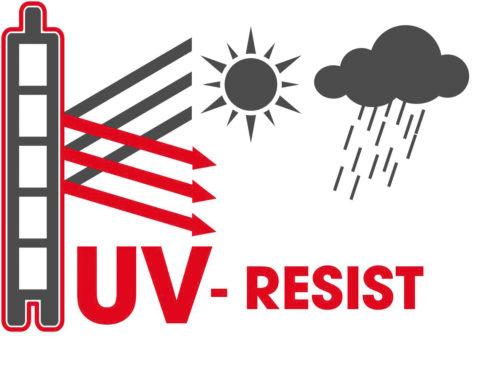 UV-Resistent