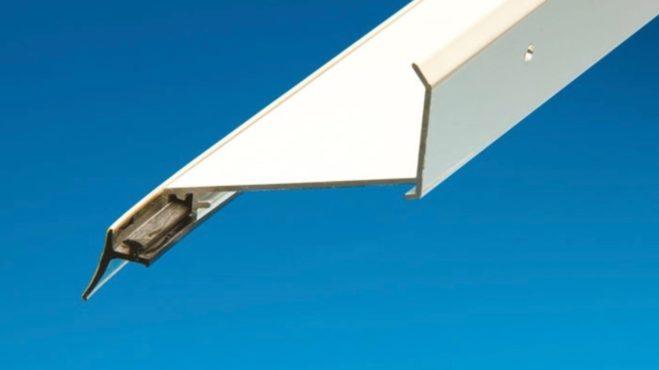 Carport Dachkonstruktion Wandanschlussblech