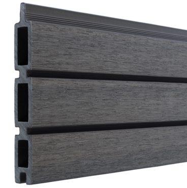 Fassadernprofil Modern grey-dark