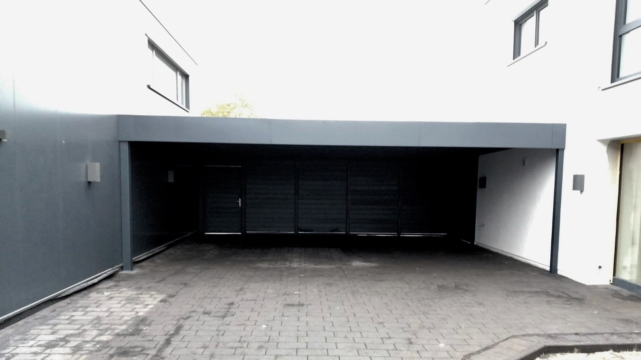 Doppelcarport - Carportmaster Projekt 20-P-2882 - 59399 Olfen - Carportbild 01